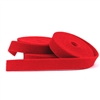 Red Wool Felt Ribbon