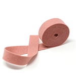 Rose Mauve Wool Felt Ribbon