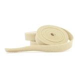 Sand Wool Felt Ribbon