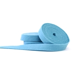 Sky Blue Wool Felt Ribbon