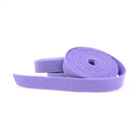 Violet Wool Felt Ribbon