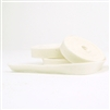 White Wool Felt Ribbon