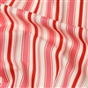 Cozy Christmas Pink Stripes