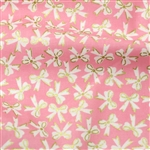 Milk & Honey Bows Pink Sparkle