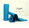Azure Wool Felt Roll