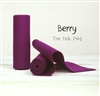 Berry Wool Felt Roll