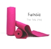 Fuchsia Wool Felt Roll