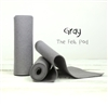 Gray Wool Felt Roll