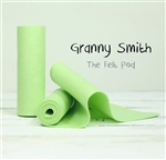 Granny Smith Wool Felt Roll