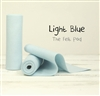 Light Blue Wool Felt Roll