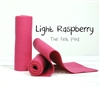 Light Raspberry Wool Felt Roll