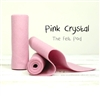 Pink Crystal Wool Felt Roll