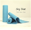 Sky Blue Wool Felt Roll