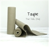 Taupe Wool Felt Roll