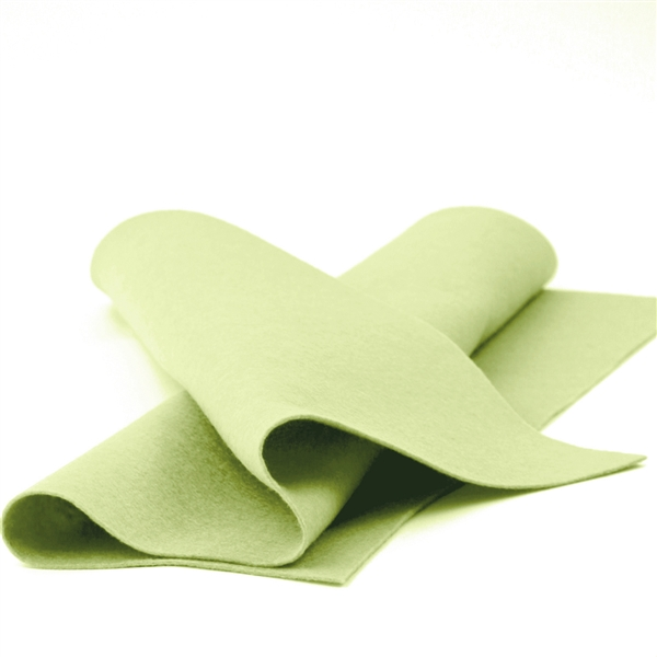 Avocado Wool Felt Sheet