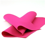 Fuchsia Wool Felt Sheet