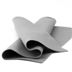 Gray Wool Felt Sheet