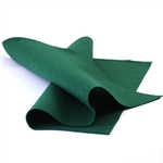 Hunter Green Wool Felt Sheet