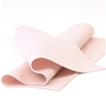 Light Pink Wool Felt Sheet