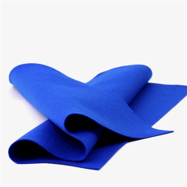 Royal Blue Felt Sheet