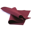 Wine Wool Felt Sheet