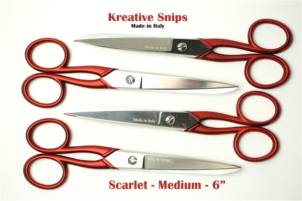 Scarlet Scissors (Medium)