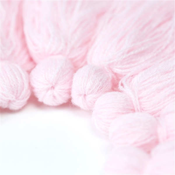 T12 Light Pink Tassel