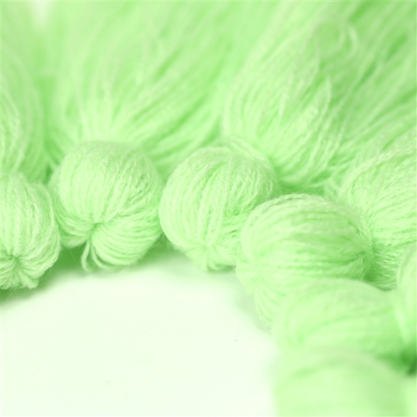 T42 Granny Smith Tassel