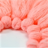 T65 Neon Light Pink Tassel