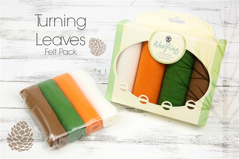 Turning Leaves Pack