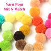 Yarn Pom Mix N Match