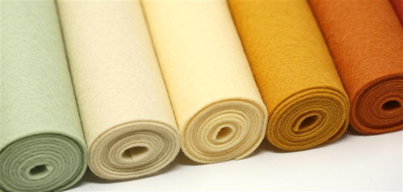 100/% Wool Felt 5 X 36 Wool Felt Wool Felt color ORCHID 100 Percent Wool Felt Roll