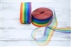 Sheer Rainbow Ribbon