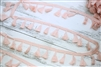 Light Pink Tassel Trim