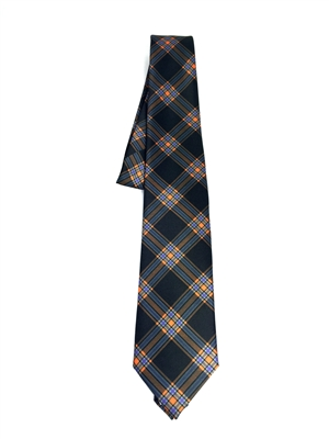 "Officially Licensed Buffalo State College Tartan Tie, Perfect for special events, game day, church, reunions, or any day you want to show your university pride!  Made in USA.  Measures 58""."