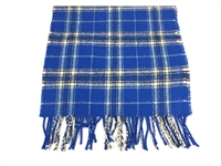 Christopher Newport University Tartan Lambswool Scarf