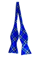 Christopher Newport Tartan  Bow Tie