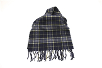 East Tennessee State University Tartan Lambswool Scarf