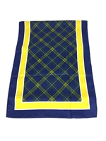 Emory University Tartan Luxury Scarf