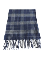 Georgetown University Tartan Lambswool Scarf