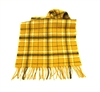 Georgia Tech Tartan Lambswool Scarf