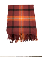 Maryville College Tartan Throw