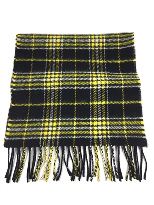 Northern Kentucky University Tartan Lambswool Scarf