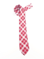 Sacred Heart University Tartan Silk Tie