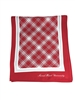 Sacred Heart University Tartan Silk Scarf