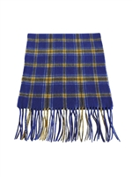 University of North Georgia Tartan Cashmere Scarf