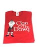 Clan o' The Dawg Tartan T-shirt