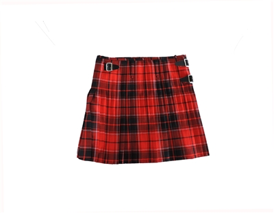 University of Georgia Tartan Dress Kilt