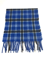 University of Kentucky Tartan Lambswool Scarf