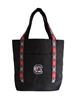 University of South Carolina Tartan 726 Tote - Black